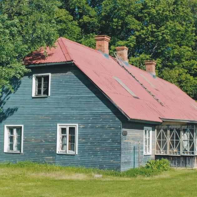 Jūrnieku mājas