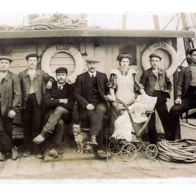 Kuģu komandas