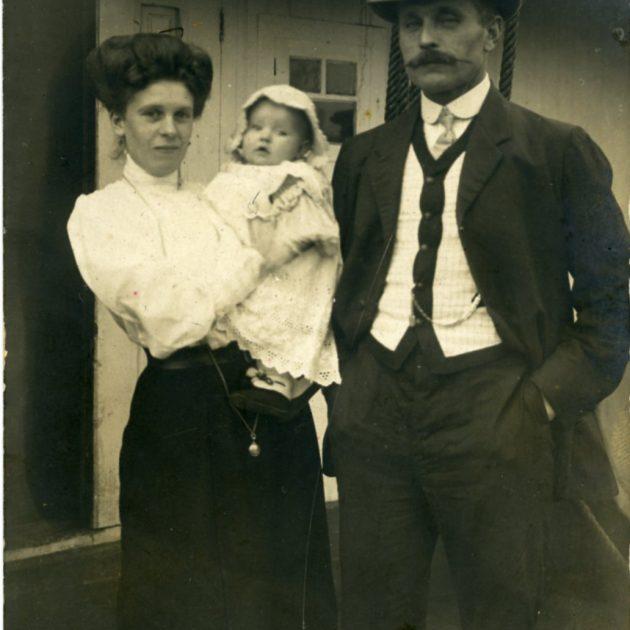 Jūrnieku ģimenes