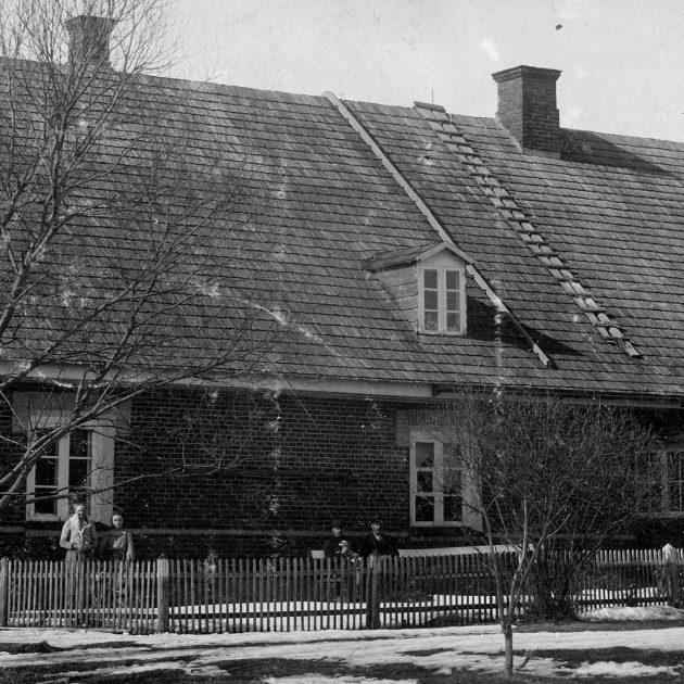 Jūrnieku mājas VI