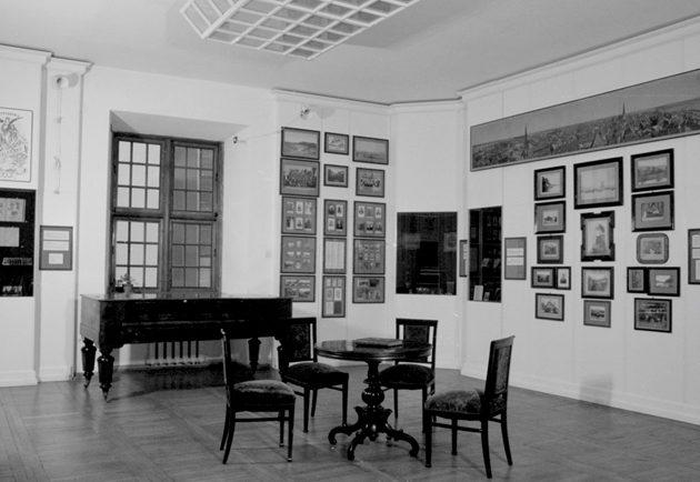 Muzejs apmeklētājiem slēgts līdz 12. maijam