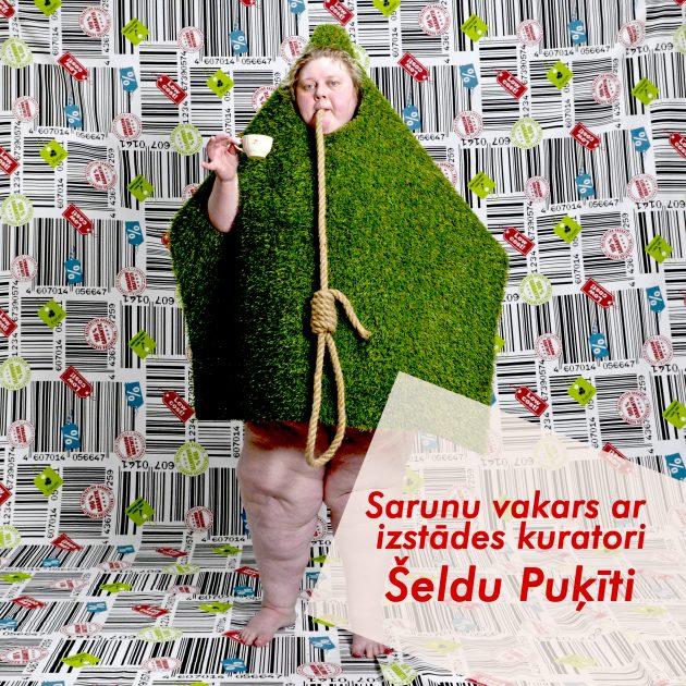 Artist Talk with Šelda Puķīte