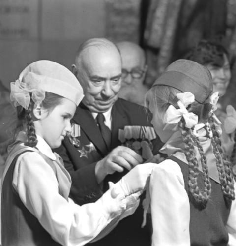 Fotogrāfija no Jāzepa Danovska kolekcijas.