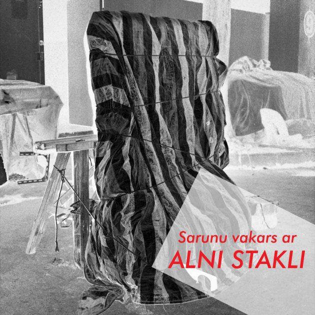 Sarunu vakars ar Alni Stakli