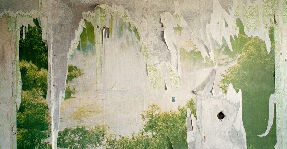 "From series ""Karosta Wallpapers"", 2007. Henrik Duncker."