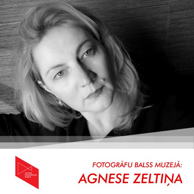 Fotogrāfu balss muzejā: Agnese Zeltiņa