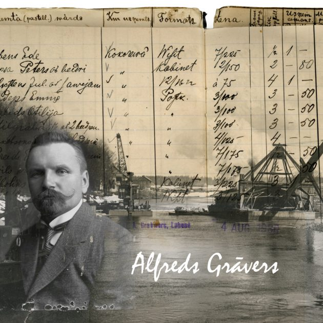 Alfreda Grāvera mantojums I