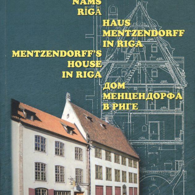 2002.gads Mencendorfa nams Rīgā