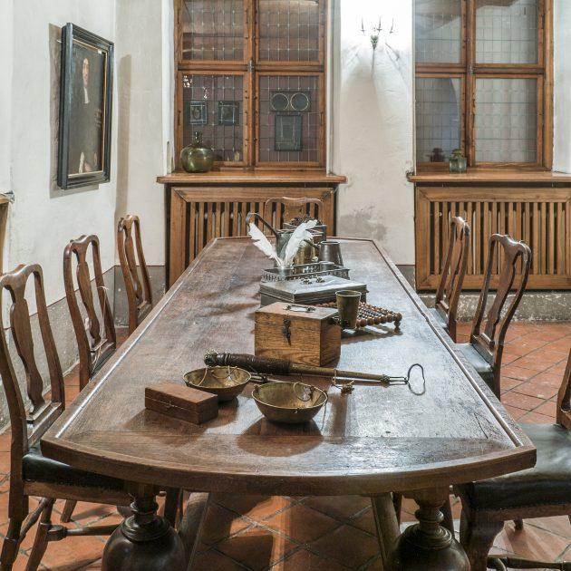 Rīgas Rātes galds