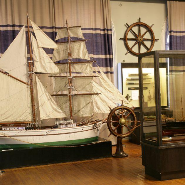 история мореходства Латвии