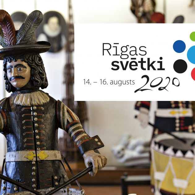 """Rīgas svētkos muzejs aicina uz pasākumu """"Pastāsti man par Rīgu!"""""""