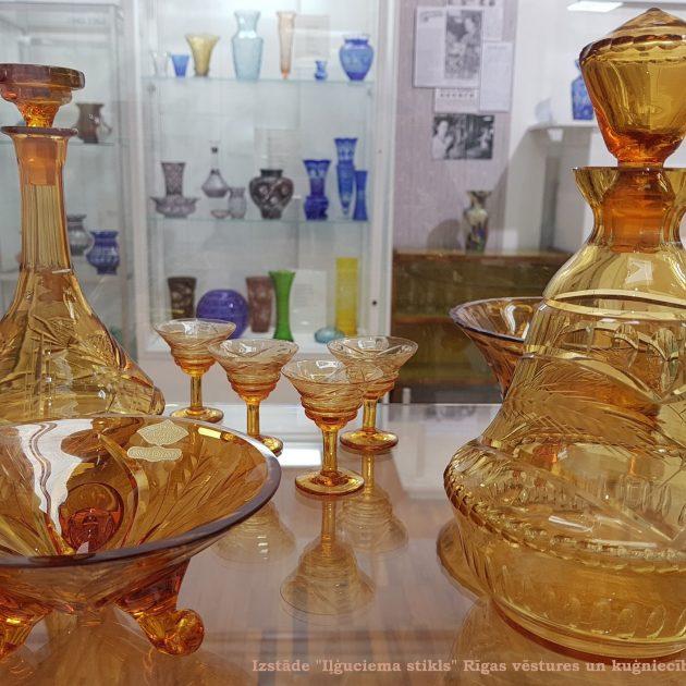 Iļģuciems Glassware (1886–1960)