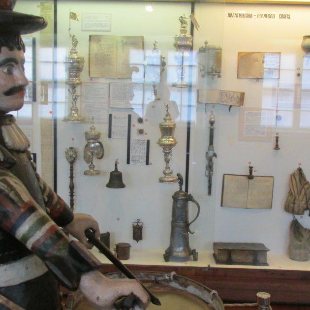 Skolēnu brīvlaikā – tematiskas ekskursijas muzejā