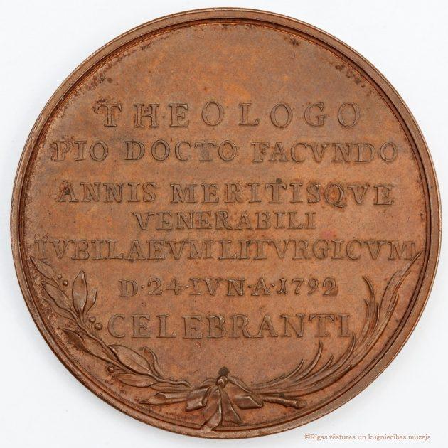 Kristianam Dāvidam Lencam – 300