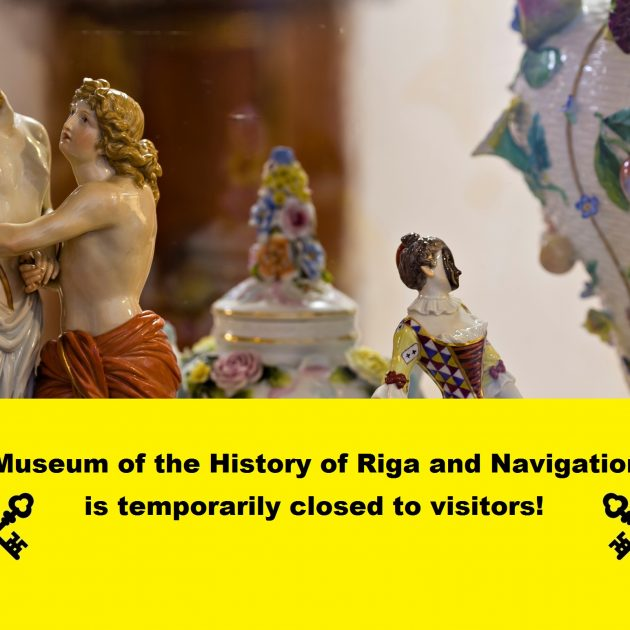 Museum is temporarily closed to visitors!