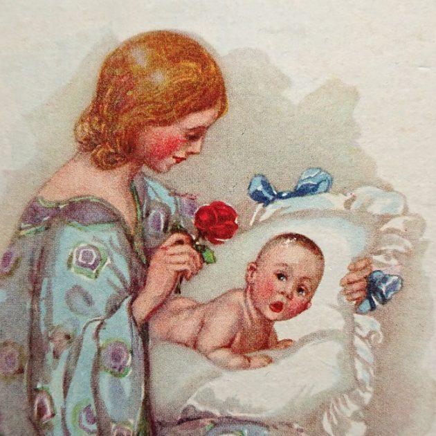 Mātes dienā – sveiciens visām māmiņām un viņu bērniem!