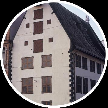 Mentzendorff's house
